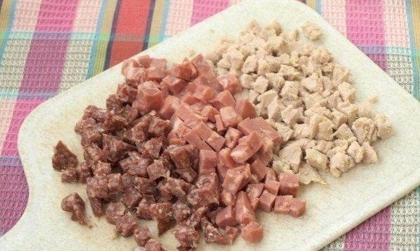 Вкуснейшая мясная солянка к обеду.