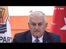 Binali Yıldırım'dan çok önemli İstanbul açıklaması SİYASET Haberler282