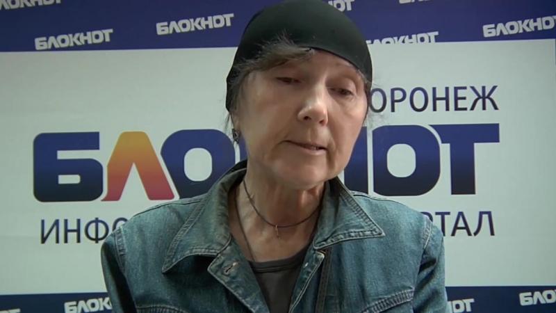 хочу сказать Сын пришел к врачам на своих ногах а от них вынесли его труп жительница Воронежа
