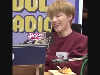 A small compilation of chan laughing in idol radio :cc
