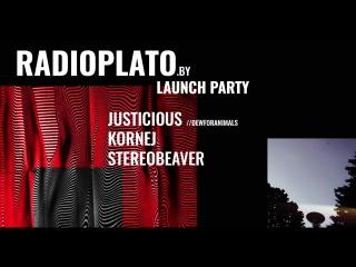Radio Plato Launch Party 2018-09-28