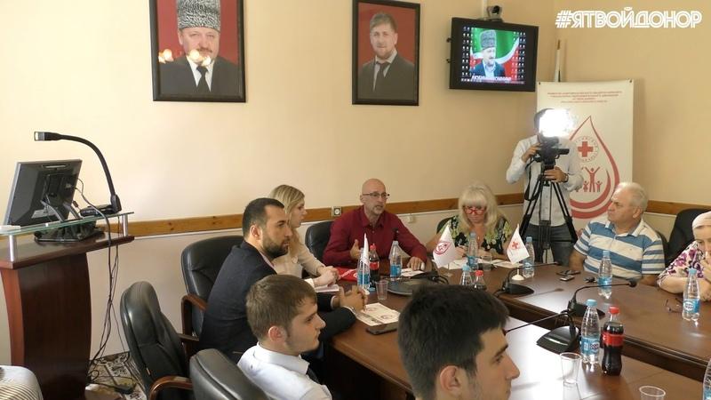Яркие дни Движения в Чеченской республике