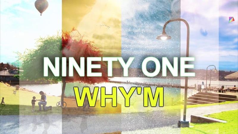 NINETY ONE - WHY'M (Уайым) на пианино