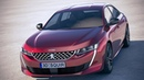🔥2019 Peugeot 508 DRIVE DESIGN of the TOP Model of the French Brand