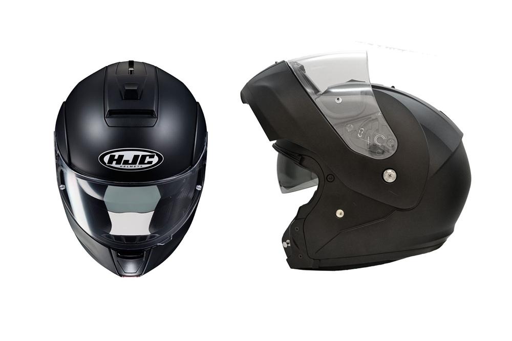 Новые мотошлемы HJC 2019