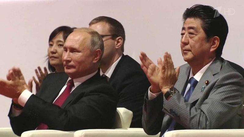 Владимир Путин предлагает Японии еще внынешнем году заключить мирный договор