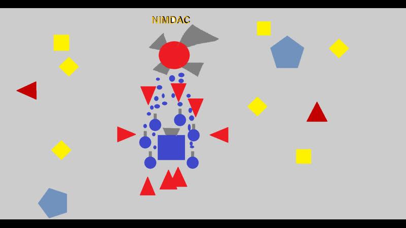 NIMDAC overlord vs ARBOUSE FACTERY EPIC RAP BATLE