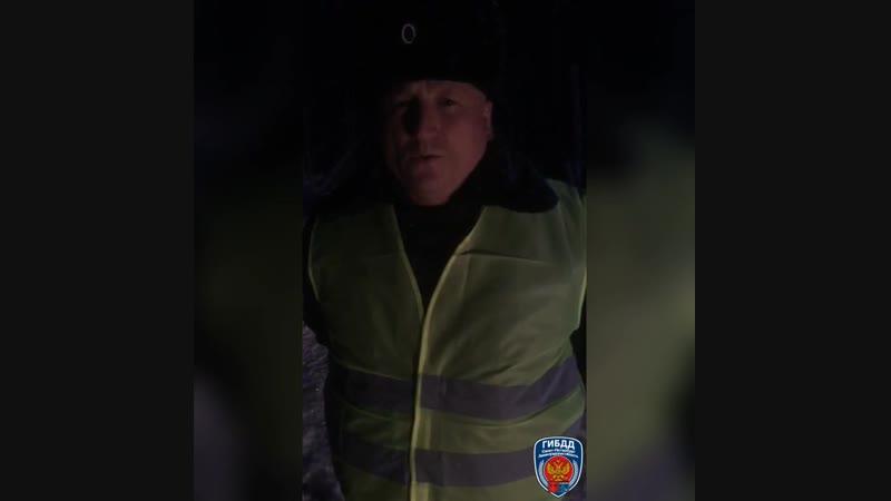 Видео с ДТП Лодейнопольский район