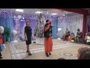 Утренник «Баба Яга и волшебный глобус». Ведущая - Перышкова Наталья. Мы танцуем, мы играем.