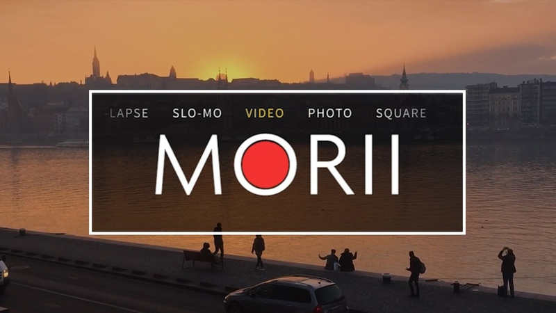 Morii: The Desire to Capture a Fleeting Experience