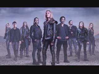 Сотня / The 100 / The Hundred [сезон 5 / season 5] - трейлер / trailer