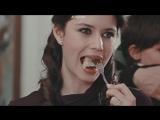 🍕Bihter Ziyagil _⁄_⁄ Eating scenes 😅🍕(Humor)