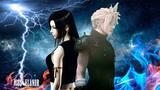 Cloud &amp Tifa Final Fantasy VII