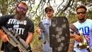 Обновленный бронещит от винтовки защитит Разрушительное ранчо Перевод Zёбры