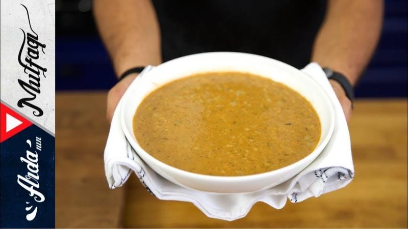 Tam Tutan Ezogelin Çorba - Ardanın Mutfağı