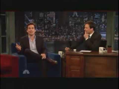 Matt Bomer - Late Night with Jimmy Fallon