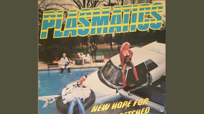 Plasmatics New Hope for the Wretched (full album) (VINYL)