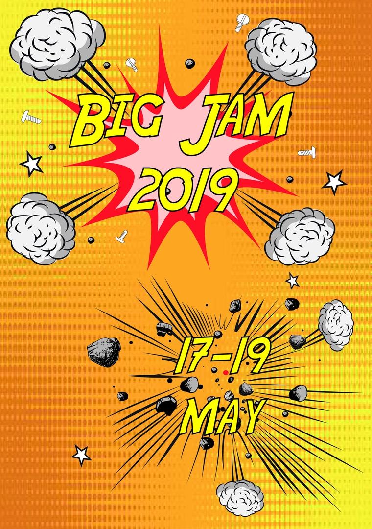 Афиша Владивосток Big Jam Фестиваль трикинга и акробатики 2019