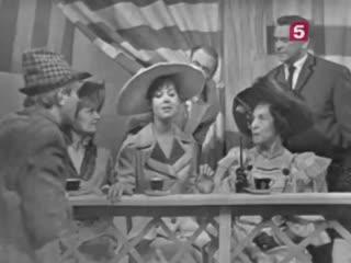 Элиза Дулитл , телеспектакль. ЛенТВ, 1968 г.