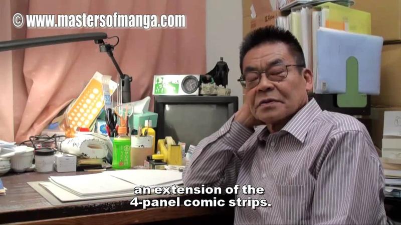 Yoshihiro Tatsumi and the creation of gekiga - mastersofmanga.com