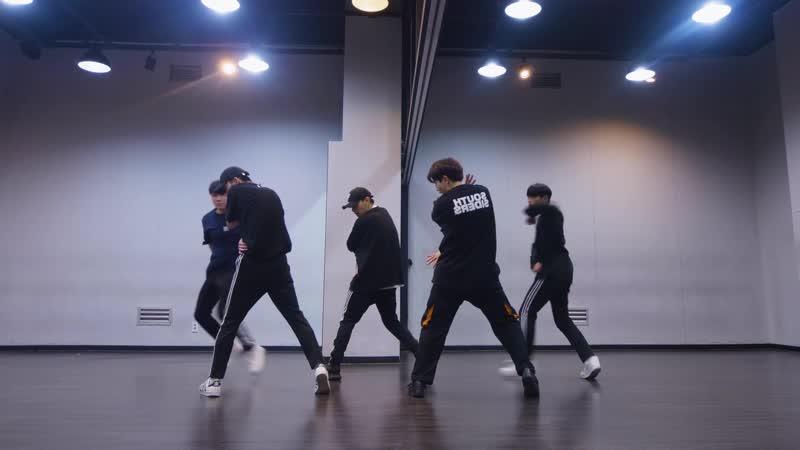 2U - David Guetta (ft.Justin Bieber) ¦ Hwan Choreography ¦ Practice ¦ Mirrored