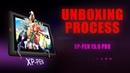 XP PEN 15 6 PRO UNBOXING (artist's pen monitor)