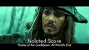 Part of the Ship - Pirates of the Caribbean: At World's End - Isolated Score Soundtrack