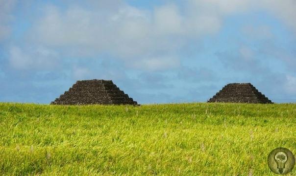 Пирамиды находят не только в Египте, но и во всем мире Начнем с пирамид, которые располагаются на островеМаврикий. Данные пирамидыне видят туристов и не появляются в путеводителях как