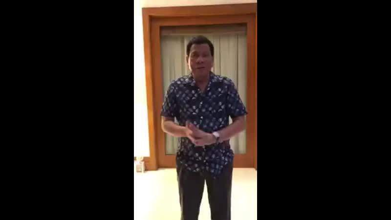 Happy Mother s 🤱 Day!! from President Rodrigo Duterte MothersDayGreetings PRRD.mp4