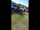 Два таксиста мушкетеры борются за место куда привязать своего железного коня Набережные челны 17 09 2018г