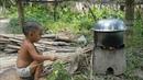 Papaya Kheer | Healthy Village Payesh Recipe | New Rare Food Item For Kids Only