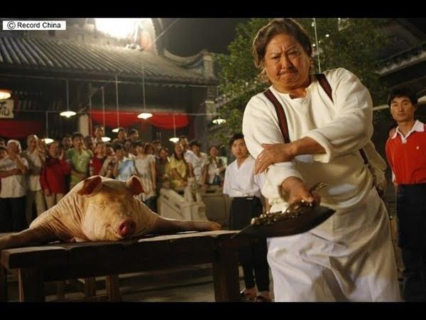 Kung Fu Chefs 功夫廚神| nghệ thuật thái tuyệt đỉnh từ VUA ĐẦU BẾP| ẩm thực Trung quốc
