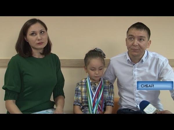 6 летняя Рания Горшенина заняла 3 место на респ соревнованиях по шашкам