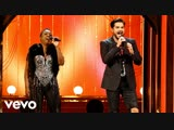 Adam Lambert and Ledisi -