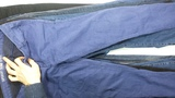 (ВА1)1998 Fashion Jeans Womens (15 kg) 2пак - модные женские джинсы крем+экстра Англия