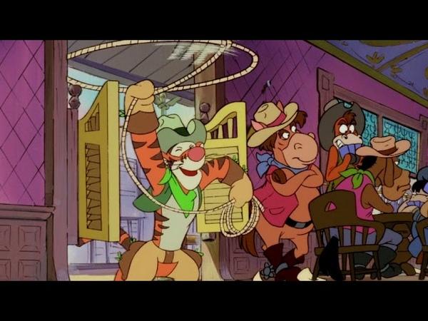 Новые приключения медвежонка Винни и его друзей - Серия 12 Сезон 1   Мультфильмы Disney Узнавайка