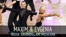 Максим Елфимов Евгения Чурикова | Джайв | 2018 GrandSlam Latin в Москве