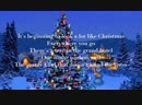 It's Beginning to look a lot like Christmas by Johnny Mathis (Lyrics)