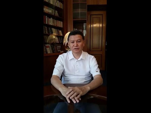 Кирсан Илюмжинов о встрече с Его Святейшеством Далай-Ламой XIV