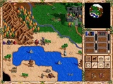 Heroes of Might &amp Magic 2 - Midi soundtrack (8bit) - Dirt Terrain
