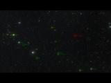 Barnards Star in the Solar neighborhood