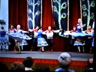 танцы моей молодости в составе анс танца Шахтёрский огонёк Венгрия