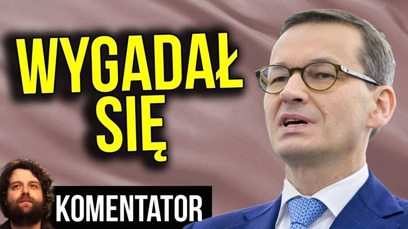 Rząd PIS Się Wygadał Będą Ściągać Imigrantów do Polski - Premier Morawiecki Wściekły - Komentator