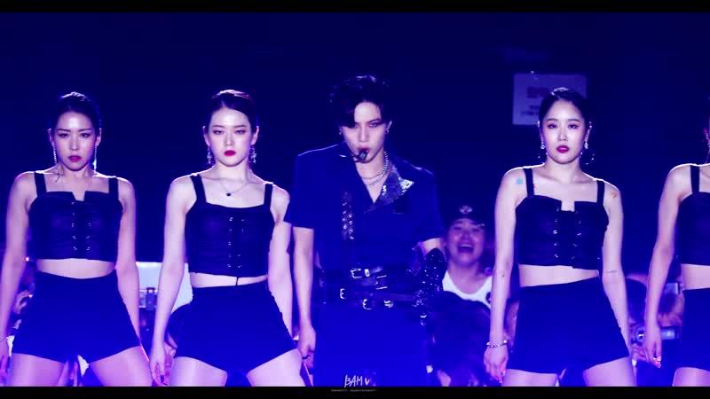 190518 [1080p] 190518 Dream concert SHINee Teamin MOVe