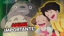 O Anime MAIS IMPORTANTE da MINHA VIDA!