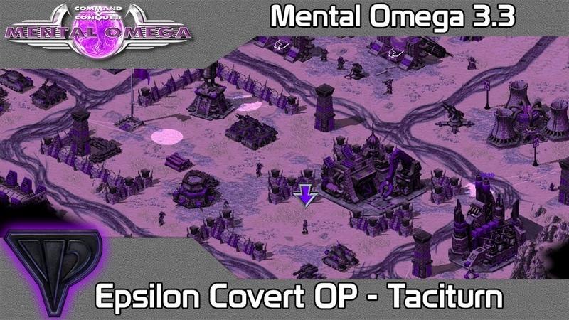 CC Mental Omega 3.3.4 - Epsilon Covert Op Taciturn on Mental Difficulty