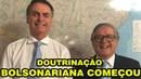 MINISTRO DA EDUCAÇÃO ENVIA EMAIL PEDINDO PARA ALUNOS CANTAREM O HINO E FALAR SLOGAN DE BOLSONARO