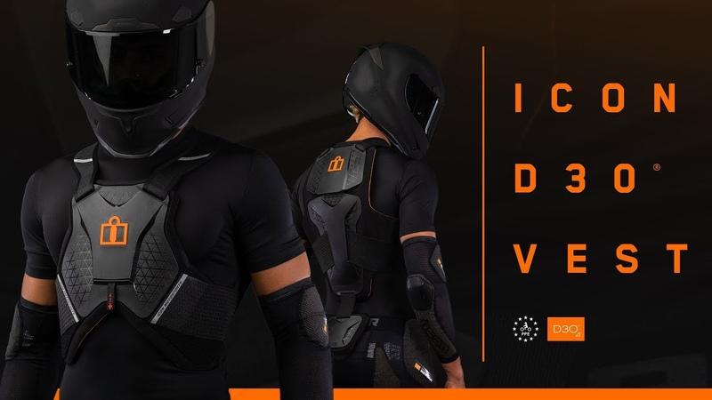 ICON - D3O Vest