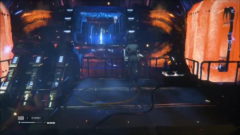 Alien- Isolation 19. Анесидора_720p-