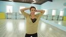 Скибиди танец выучить медленно skidiki dance урок Илона Гвоздева